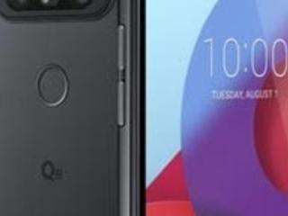 Lg Q8 Smartphone Android OS 7 Specifiche Tecniche