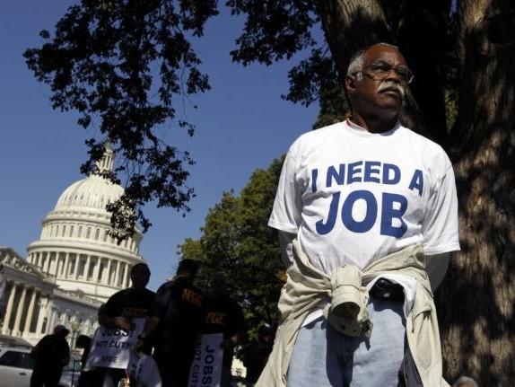 USA, sussidi disoccupazione salgono più delle attese