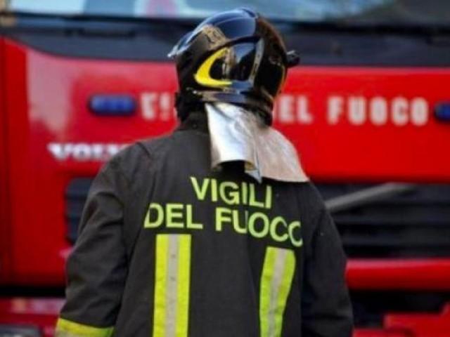Recanati, incendio alla chiesa di Sant'Agostino: interessata la sacrestia