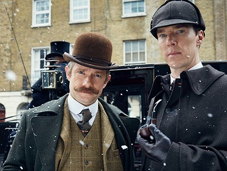 Uno speciale di Sherlock sui nazisti? Mark Gatiss svela la sua sorprendente idea (video)