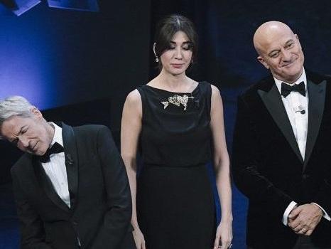 In calo gli ascolti della seconda serata di Sanremo 2019 tra lo spreco Raffaele e il ritorno di Michelle Hunziker
