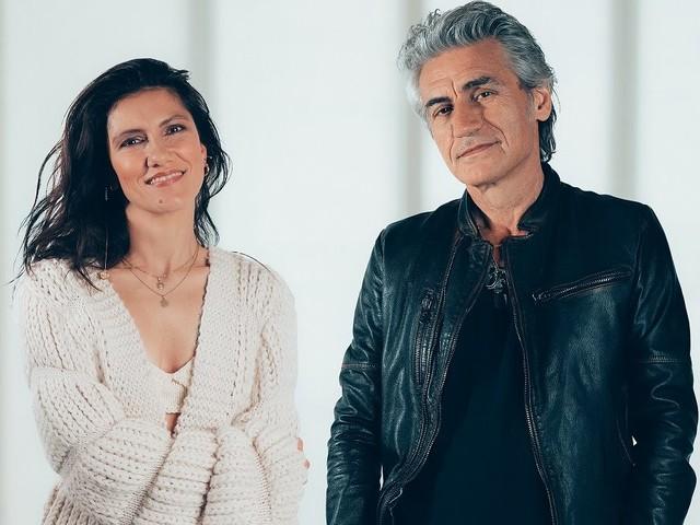 "Luciano Ligabue duetta con Elisa nella canzone ""Volente o Nolente"""