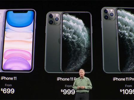 Apple iPhone 11, Pro e Pro Max ufficiali: Specifiche, Foto, Video e Prezzi