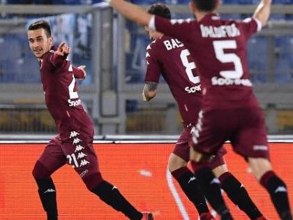 Posticipo serie A: Lazio-Torino 1-3