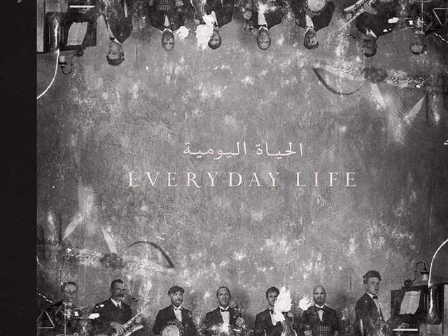 Coldplay – Everyday Life: info e titoli canzoni nel nuovo album