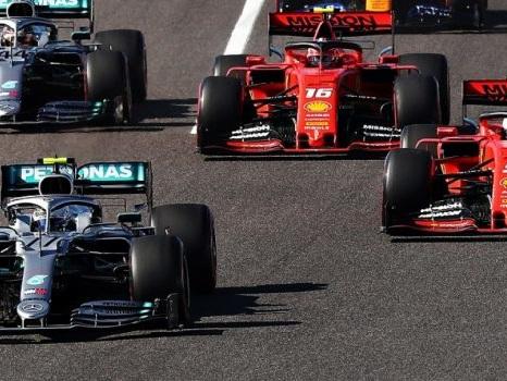 Disastro Ferrari. Vettel delude e consegna il Mondiale alla Mercedes