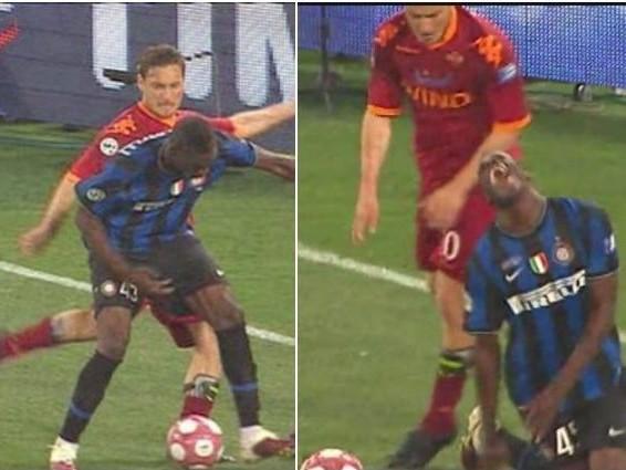 """Storia del calcio di Totti a Balotelli: """"Il fallo più brutto della mia carriera"""""""
