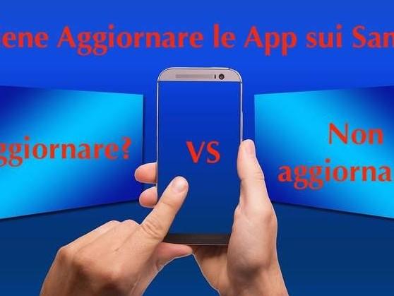 Come Aggiornare le App sui Samsung Galaxy [Smartphone, Tablet e Smartwatch]