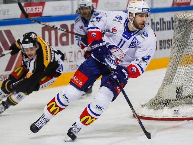 Lo svedese dei Lions, Mattias Sjogren, non sarà prestato in Swiss League