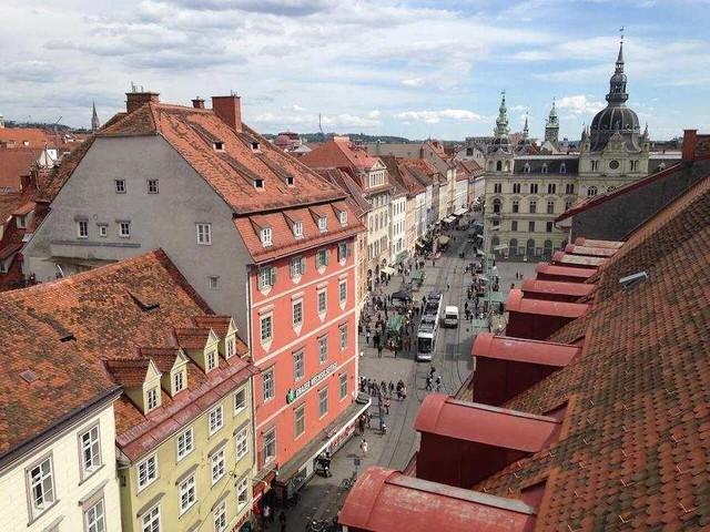 Concorso per vincere un viaggio a Graz, in Austria