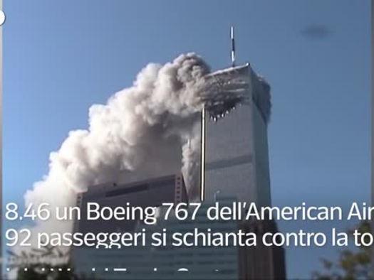 11 settembre 2001, l'attentato che sconvolse il mondo