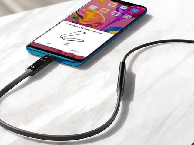 Non solo P30: Huawei ha lanciato anche due cuffie wireless, FreeLace e Freebuds Lite (aggiornato: prezzo in Italia)