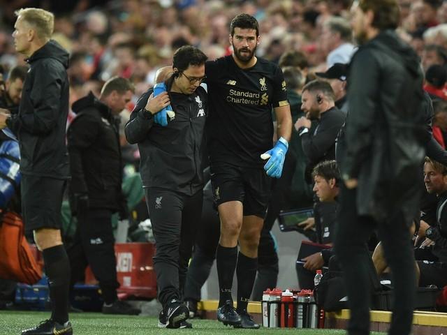Liverpool: infortunio ad Alisson, non giocherà la Supercoppa Europea