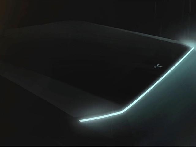 Tesla: il teaser dell'inedito pick-up