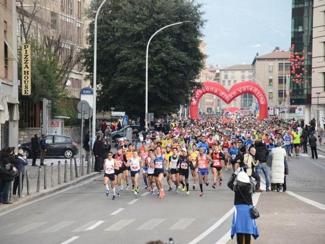 Covid-19, annullata Maratona di San Valentino