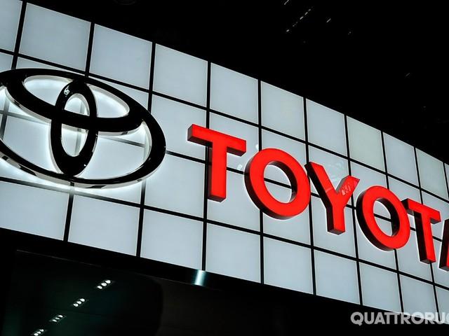 Toyota - Accelera sulle elettriche in Cina