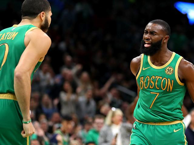 Tatum, Brown Help Celtics Beat Denver 108-95
