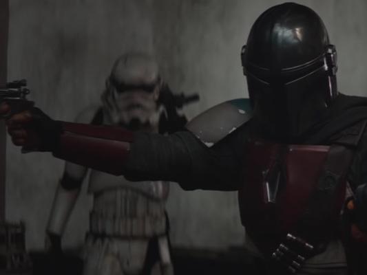 The Mandalorian – Un incontro tesissimo nella nuova clip