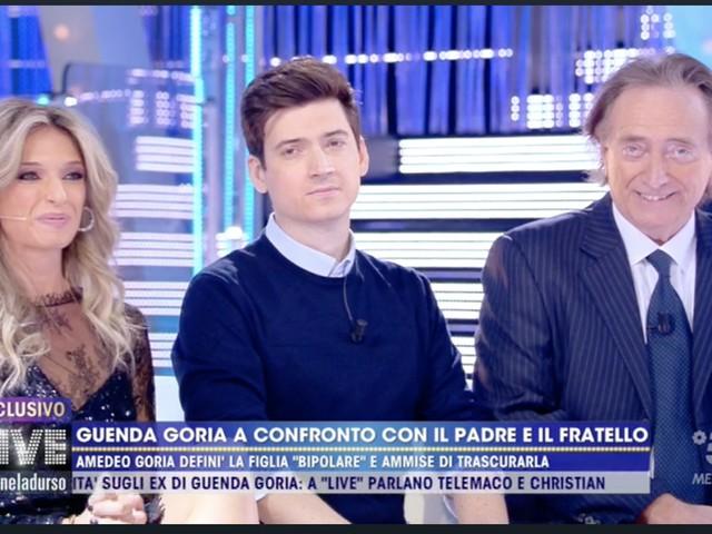 La famiglia e gli amori di Guenda Goria