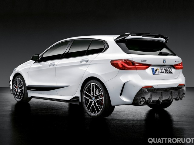 BMW Serie 1 - Più cattiva con gli accessori M Performance