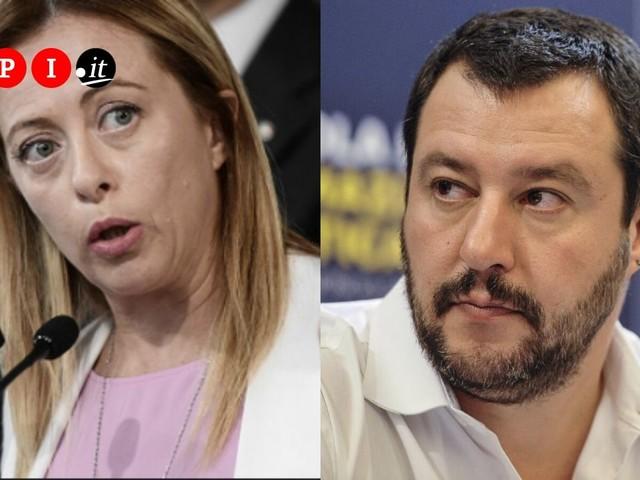 Meloni contro Salvini sulle chiese aperte? Ecco cosa ha detto davvero la leader di FdI