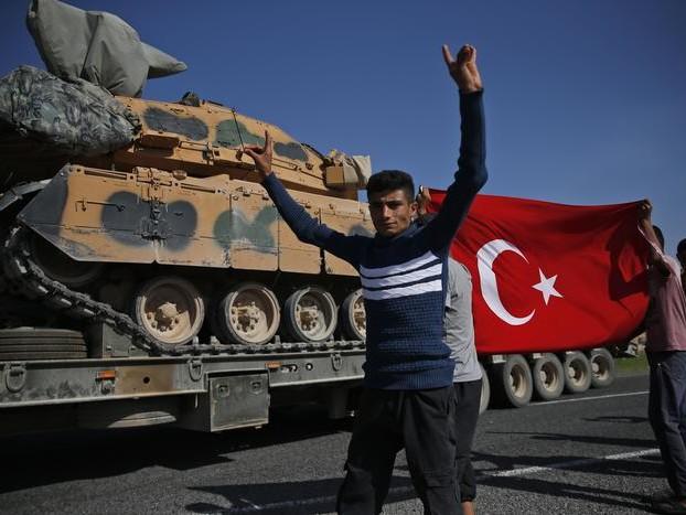 Siria: Ankara, Ras al-Ain strappata ai curdi