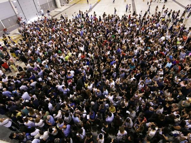 Concorso RIPAM Campania: il 17 ottobre inizieranno le correzione dei test preselettivi