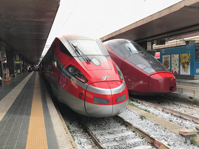 Italo su disagi AV, rimborso viaggio con ritardi oltre 180 minuti