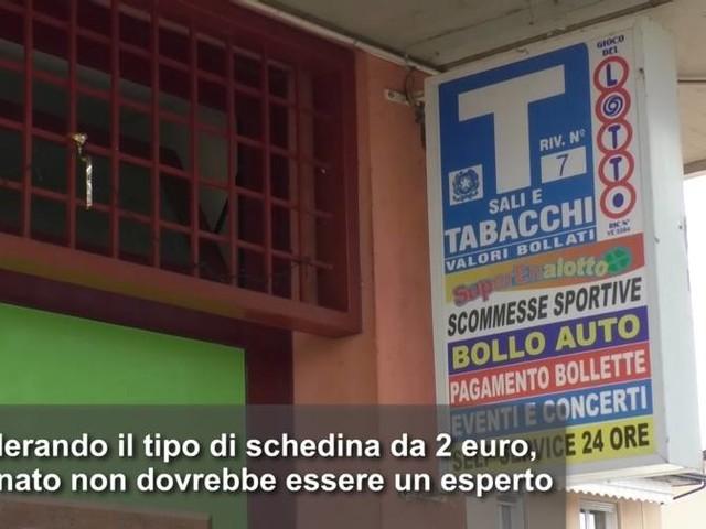 Superenalotto, vincita record a Lodi: 209 milioni con 2 euro