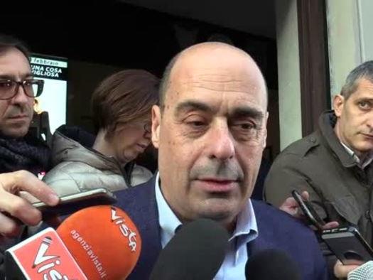 """Autonomia, Zingaretti: """"Tutto non trasparente"""""""