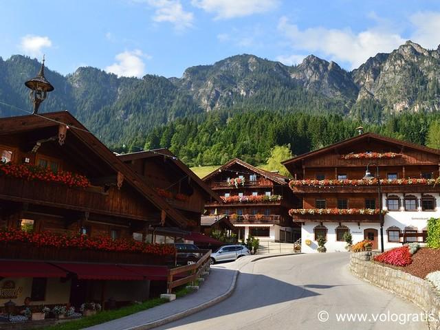 Alpbach: il villaggio più bello dell'Austria