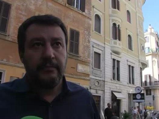 """Casapound, Salvini: """"Nessuna preoccupazione, chi rispetta regole benvenuto"""""""