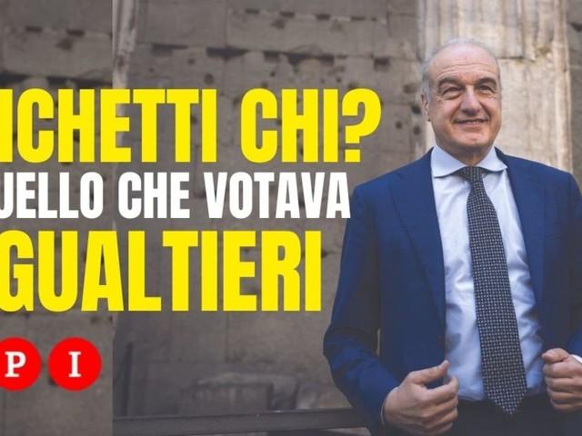 ESCLUSIVO TPI. Michetti votava Gualtieri alle Europee del 2019: la prova nelle chat