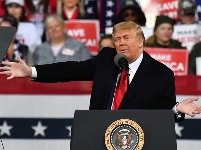 America2020: Trump e le ombre cinesi sul virus nato in Italia