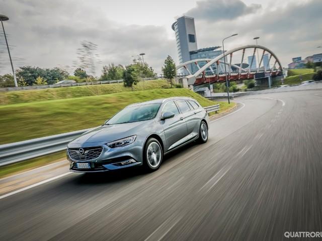 Opel Insignia Sports Tourer - Una settimana con la 2.0 CDTI Innovation AT8 [Day 1]