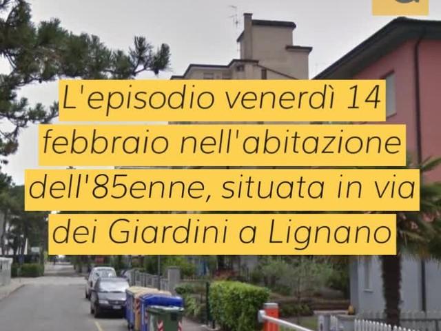 Pestato e rapinato in casa da malviventi stranieri: 85enne finisce in ospedale con fratture