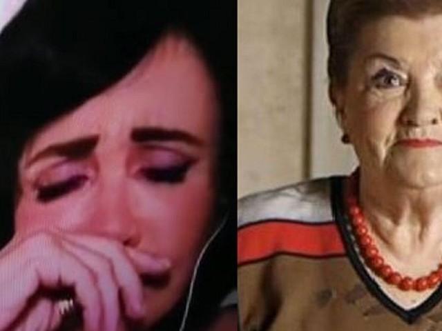 Fiordaliso piange e racconta le ultime parole della madre: 'Mi ha detto che stava morendo'