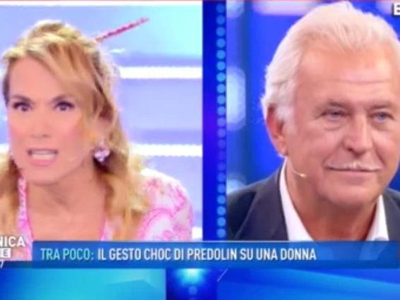 """Predolin: """"Chiedo scusa ai gay"""" poi critica Malgioglio che """"mette il turbante e sculetta per la casa"""""""
