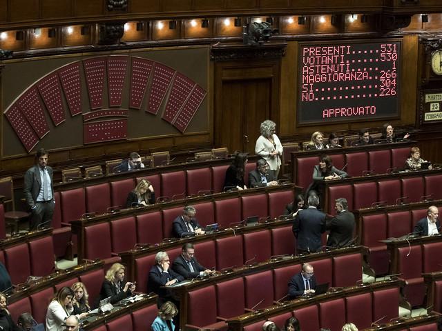 Ministri processati in Aula su tamponi e mascherine