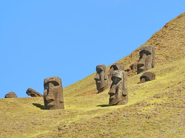 L'Isola di Pasqua è libera dal Covid-19 ma vota contro il ritorno dei turisti