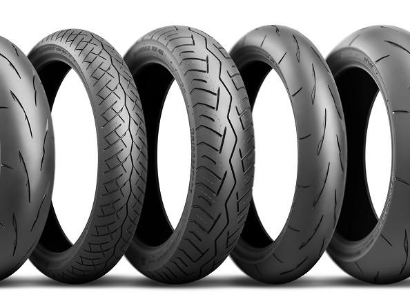 Bridgestone amplia la gamma moto con quattro nuovi pneumatici
