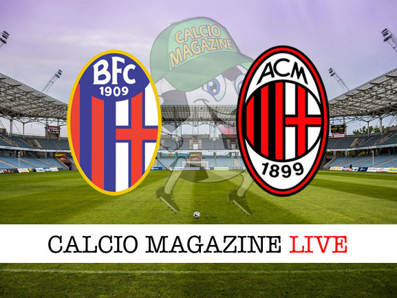 Bologna – Milan: cronaca diretta live, risultato in tempo reale