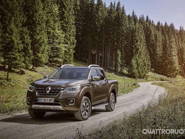 Renault Alaskan - Al volante del 2.3 dCi Executive