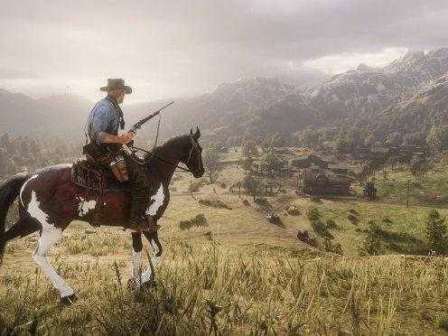 Red Dead Redemption 2 su PS4 accoglie la Photo Mode