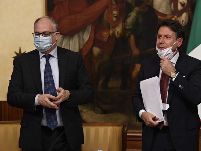 Il premier Conte valuta nuove misure contro la pandemia