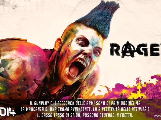 Rage 2 – Recensione Xbox One