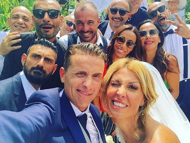 Angelo Pintus ha sposato Michela Sturaro, foto
