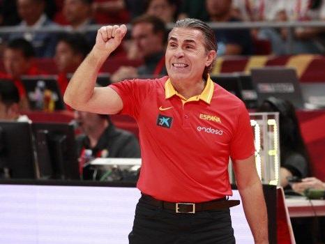 Basket, la Spagna di Scariolo batte l'Argentina ed è campione del Mondo