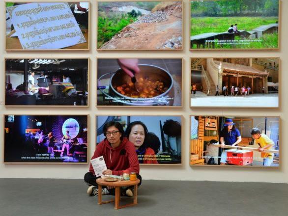 I TV/quadri Samsung The Frame protagonisti alla Biennale di Venezia