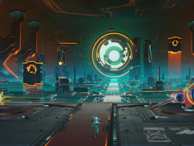 Il trailer di lancio di No Man's Sky Beyond offre un primo sguardo al Nexus, il cuore del multigiocatore